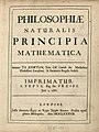 Newton - Principia (1687), title, p. 5, cropped.jpg
