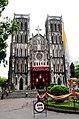 Nhà thờ lớn Hà Nội chuẩn bị đón khách từ Vatican - panoramio.jpg