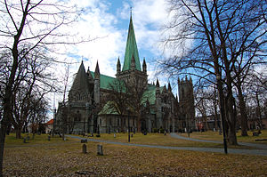 Diocese of Nidaros - Nidaros Cathedral in Trondheim