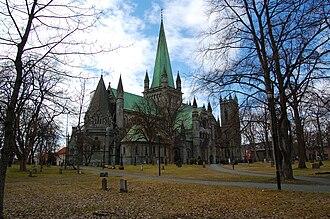 Roman Catholic Archdiocese of Nidaros - Nidaros Cathedral, Trondheim, Norway