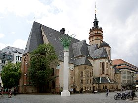 Image illustrative de l'article Église Saint-Nicolas de Leipzig