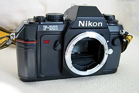 Image illustrative de l'article Nikon F301