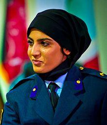 Niloofar Rahmani. Bild: wikimedia.org/PD