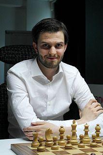 Nils Grandelius Swedish chess grandmaster