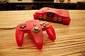 Nintendo 64 Rouge Translucide.JPG