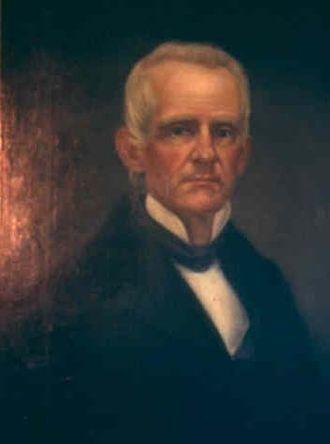 Eugenius Aristides Nisbet - US Rep. Eugenius Aristides Nisbet 1803-1871