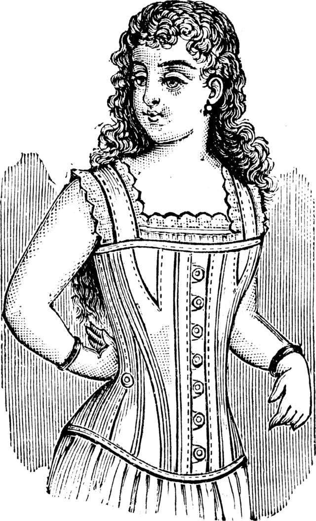 c7dc252b6 Corset controversy - Wikiwand