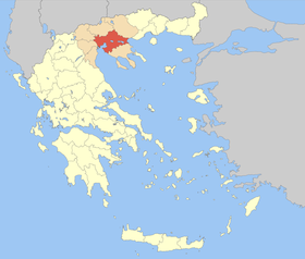 Thessalonique (district régional)