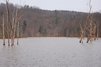 North Bend State Park - Image: North Bend Lake