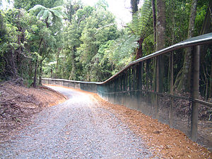 Maungatautari Restoration Project - The Xcluder pest-proof fence.