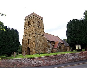 North Kelsey - Image: North Kelsey Church geograph.org.uk 232806