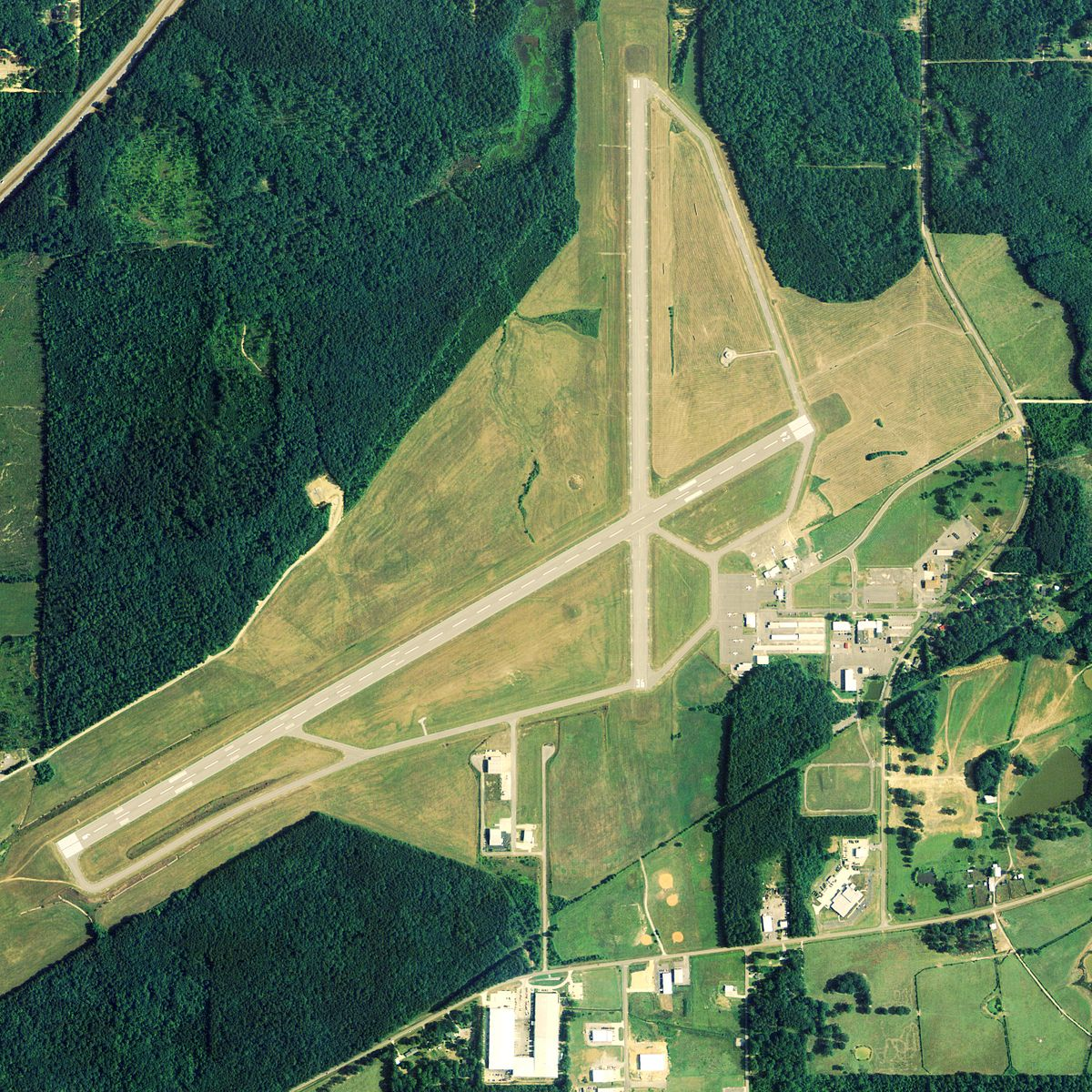 Northeast Alabama Regional Airport Wikipedia - Alabama airports