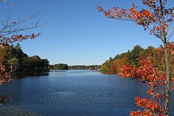 Norton Reservoir looking north, MA.jpg
