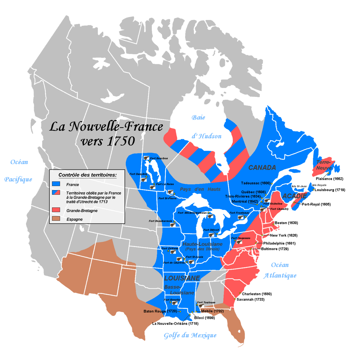 the history of the french colonies in canada Then there are colonies of canada  the french colonies in the new world (canada,  look it up maybe in a history book or maybe ask a history teacher at a school.