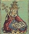 Nuremberg chronicles f 242v 1 (Eugenius IV).jpg