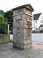 Nuthall Temple entrance gate pillar - geograph.org.uk - 1174340.jpg