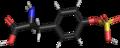 O-sulfo-L-tyrosine sticks model.png