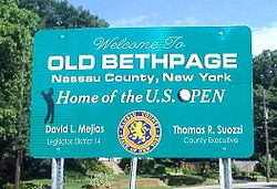 Old Bethpage Nassau County, NY