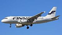 OH-LVC - A319 - Finnair