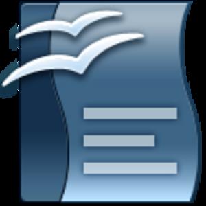 OpenOffice.org - Image: O Oo Writer 3logo