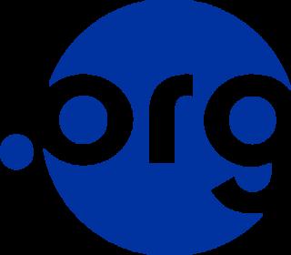 .org Generic top-level domain