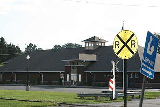 Oak Hill, Ohio Village in Ohio, United States