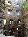 Oberkirch, Schauenburg, inneres des Wohnturms nebst der Mantelmauer 1.jpg