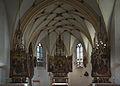 Obermenzing - Schloss Blutenburg - Kapelle - Altarraum 005.jpg