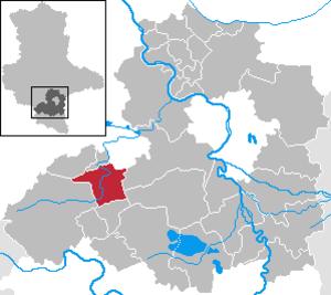 Obhausen - Image: Obhausen in SK