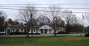 Oceanport, New Jersey - Oceanport Borough Hall