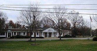 Oceanport, New Jersey - Oceanport Borough Hall