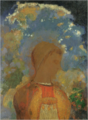 OdilonRedon-1905-Buddha in Young Days.png