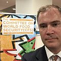 Oerther participates in 43rd meeting of the Committee on World Food Security in Rome Italy October 2016.jpg