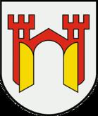 Das Wappen von Offenburg
