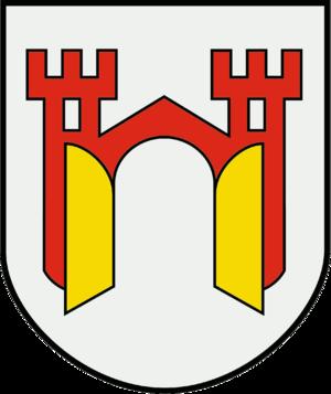 Offenburg - Image: Offenburg Wappen neu