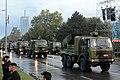 Oganj M-77 during military parade in Belgrade October 2014.jpg