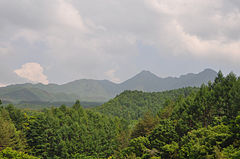 Ogura Mountain-Kita Aiki Village, Nagano, Japan.jpg