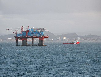 Russell v Transocean International Resources Ltd - Offshore oil rig