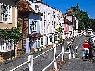 Hemel Hempstead - Hemel Hempstead Old Town