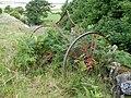 Old farm machinery - geograph.org.uk - 1422446.jpg