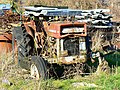 Old tractor, Little Farmcote farm, near Winchcombe - geograph.org.uk - 687275.jpg