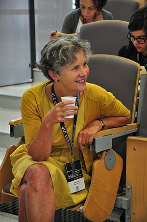 Olga Fischer - Image: Olga fischer, isle conference 2016, 1