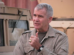Oliver North w 2007 roku