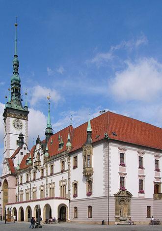 Olomouc District - Olomouc city