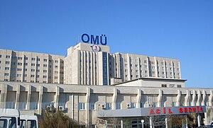 Omü - Tıp Fakültesi