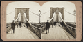 On the Promenade, Brooklyn Bridge, N.Y., U.S.A, from Robert N. Dennis collection of stereoscopic views.png