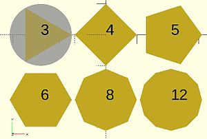OpenSCAD regular polygon using circle.jpg