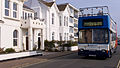 Open top bus in Exmouth (6277618149).jpg