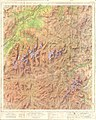 Ordnance Survey One-Inch Tourist Map of the Cairngorms Published 1964.jpg