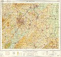 Ordnance Survey Quarter-inch sheet 13 The Midlands, published 1965.jpg